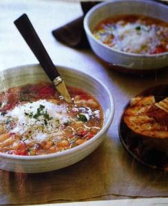 Chickpea Soup (LEAN)