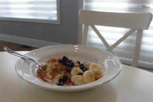 Baklava Inspired Greek Yogurt