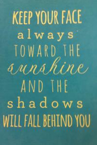 Focus On Sunshine