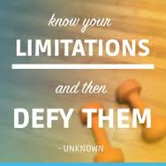 What Limitations?