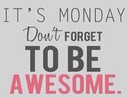 Monday Awesome